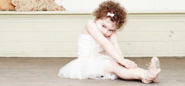 Baby Ballet Big STeps Little Feet