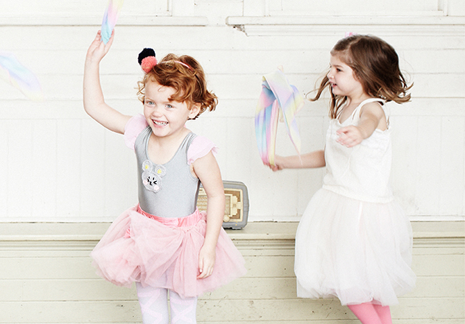 Rainbow Ballet