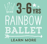 Big Steps Little Feet Rainbow Ballet